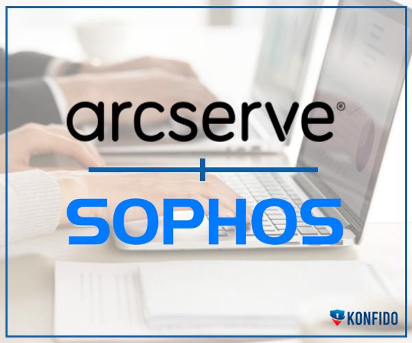 logo arcserve sophos