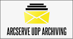 logo arcserve udp archiving