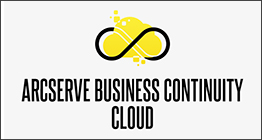 logo arcserve business continuity cloud